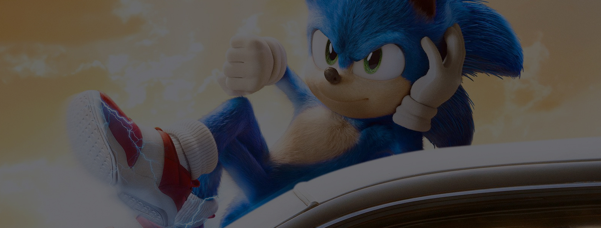 Sonic The Movie - 360° Social Media, Brand Content