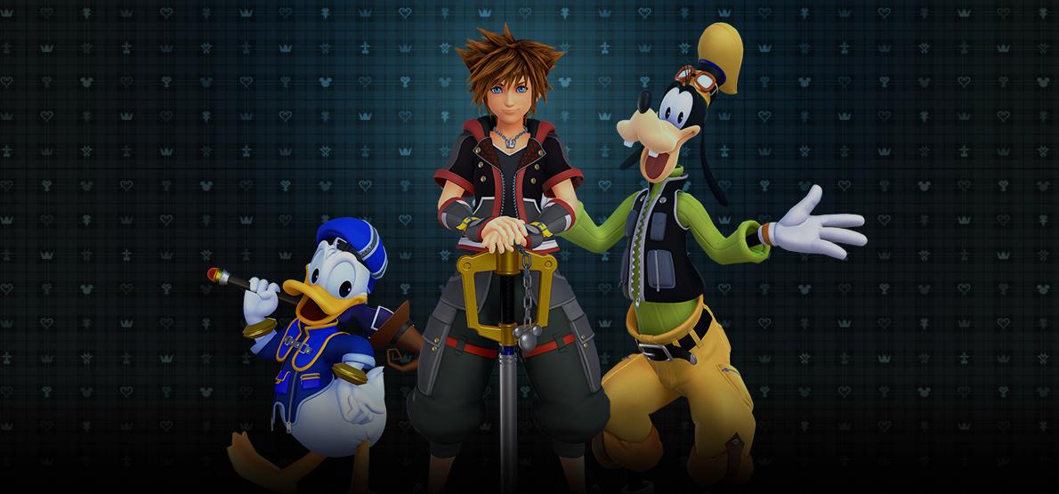 Kingdom Hearts III - Global trailer, Media buying, Social tactics