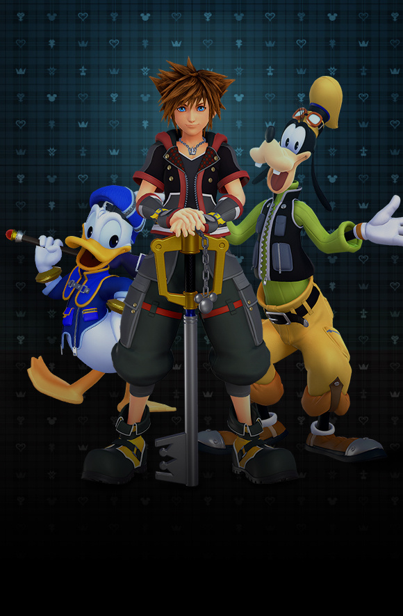 Kingdom Hearts III - Global trailer, Media buying, Social tactics
