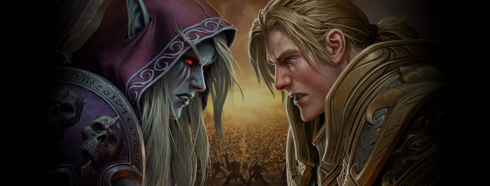 WoW : Battle for Azeroth - Website, contest