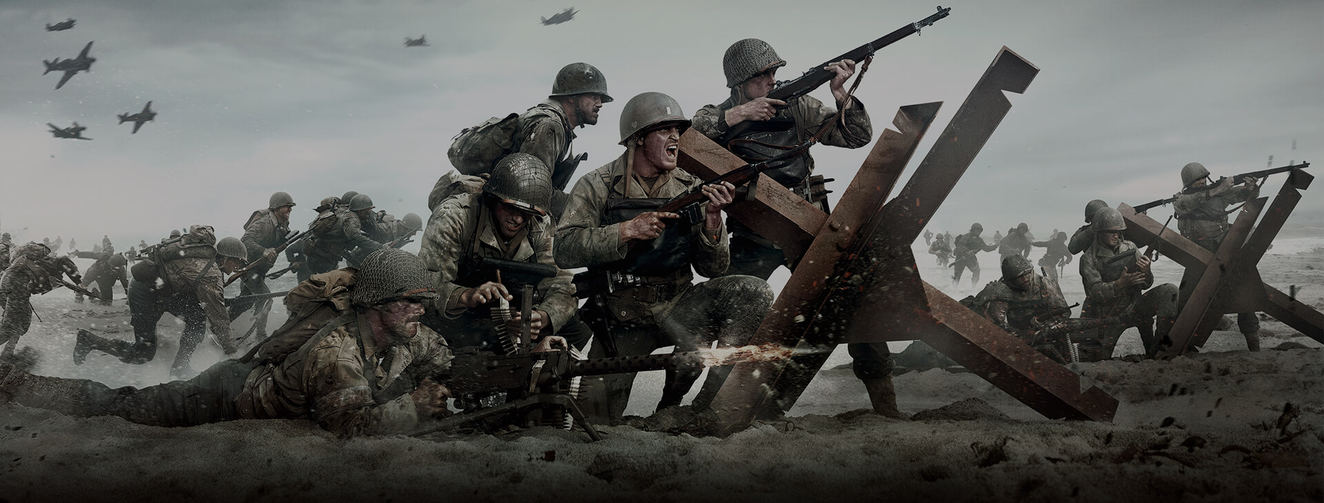 Call of Duty WWII - Influence, Live performance