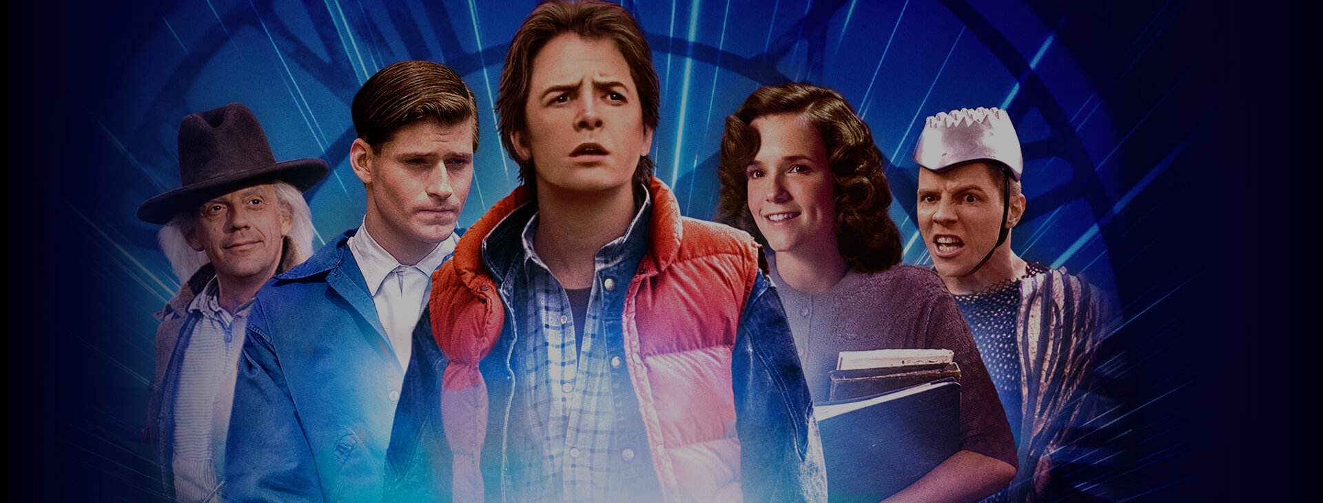 Back to the Future 35th Anniversary - INFLUENCE