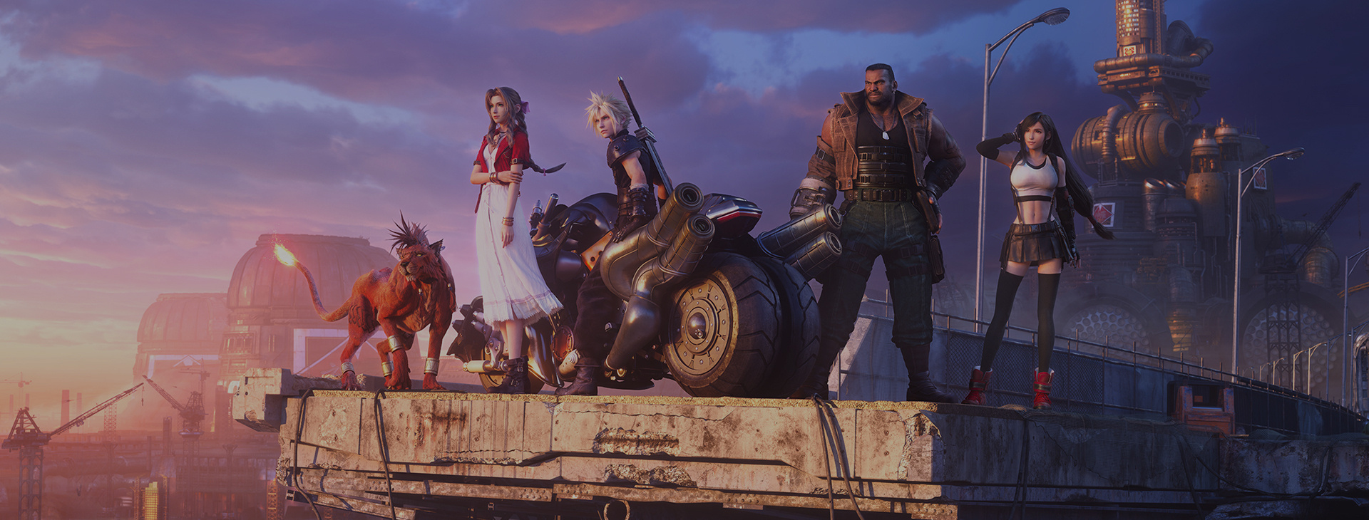 Final Fantasy VII Remake - Community, Brand Content, Influence